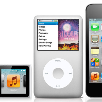 History of Apple Products: iPod timeline