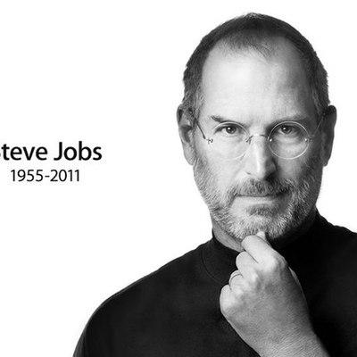Steve Jobs 1955-2011 timeline