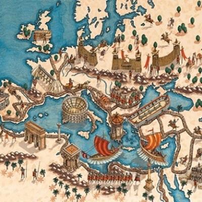 La Monarquía, La República y El Imperio timeline