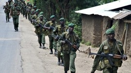 Democratic Republic of Congo: Background timeline