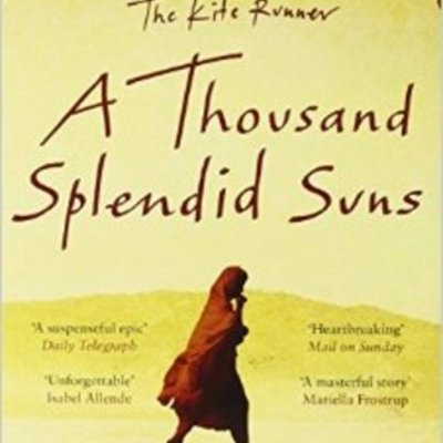 A Thousand Splendid Suns - Laila and Mariam's Lives timeline