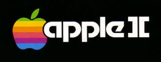 Se lanza la computadora Domestica Apple II