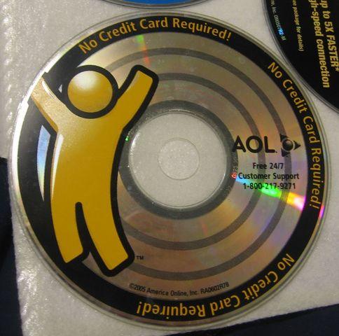 Lanza Phillips, Sony Disco computador y Reproductor CD creado por AOL