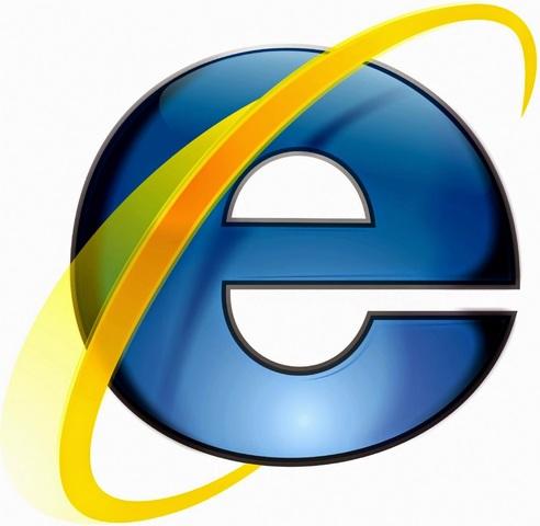 Primera version Beta del navegador de Internet Exploret