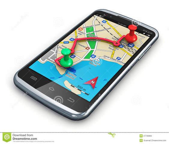 Se incorpora el GPS a los Moviles