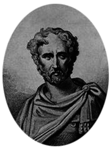 Pliny the Elder (AD 23 - August 25, 79)
