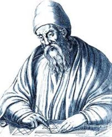 Ley del Seno, Coseno y la Tangente. (III a.C)