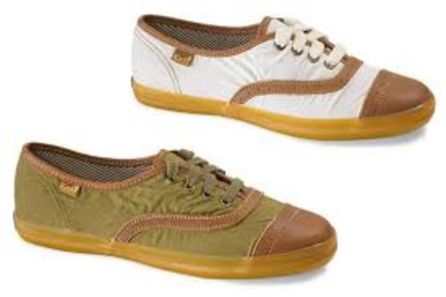 keds tennis shoes history
