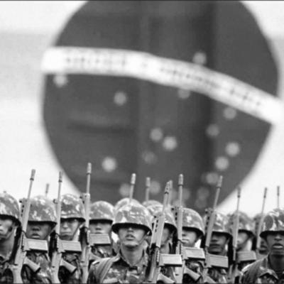 Período Militar no Brasil timeline