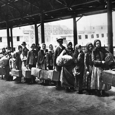 Immigration policies/internal migration timeline