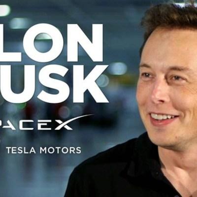 Elon Musk timeline