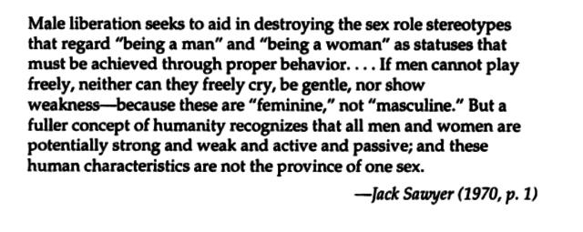 Men's Liberation Movement
