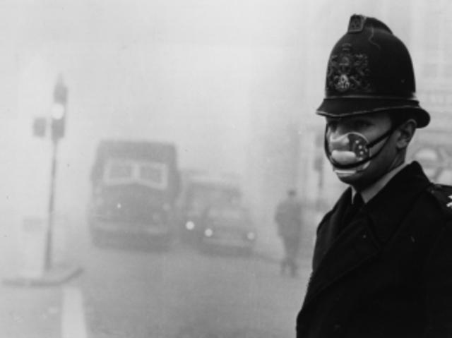 London's Killer Fog