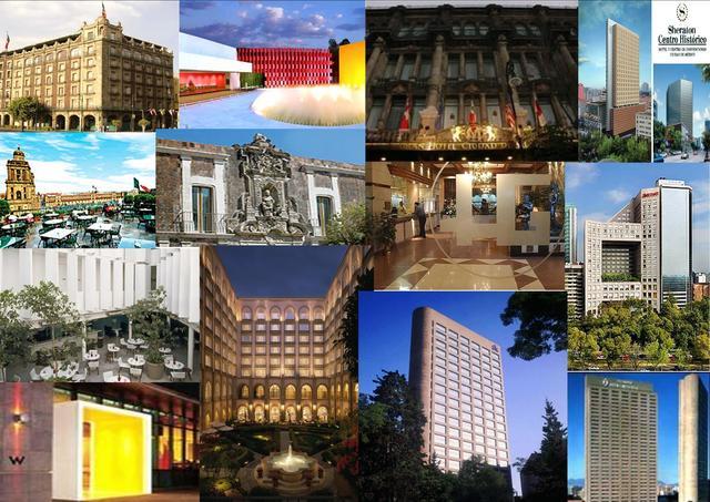 se crean los primeros hoteles
