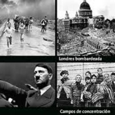 Guerras mundiales timeline