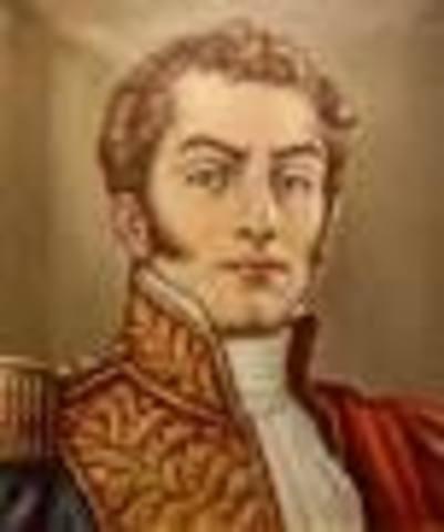 Prision de Antonio Nariño