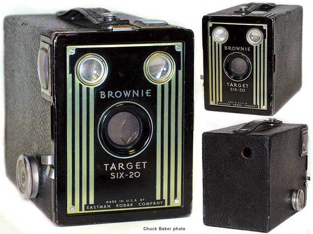 The Brownie Camera is introduced