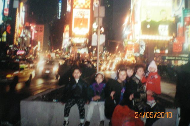 Viaje a New York  city