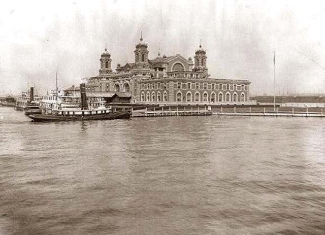 Ellis Island Opens