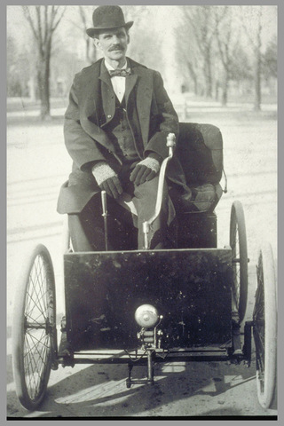Henry Ford Creates the Model T