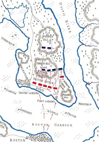 Bunker (Breed's) Hill