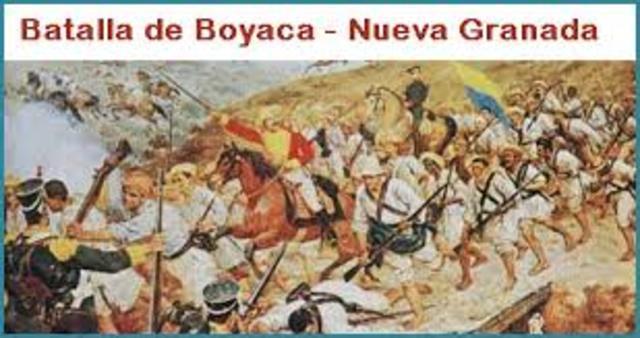 batalla boyaca
