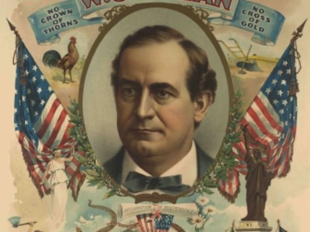 William Jennings Bryan Runs for President