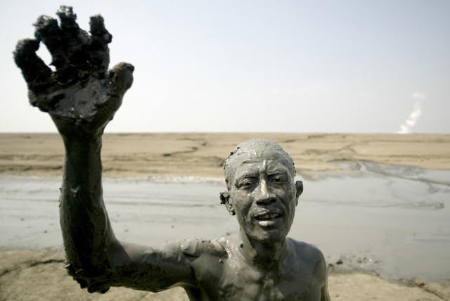 Sidoarjo mud volcano