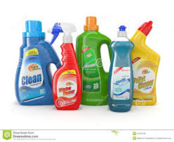 Chore Boy Heavy Duty Scrubber 2-9/32 in. L 2 pk