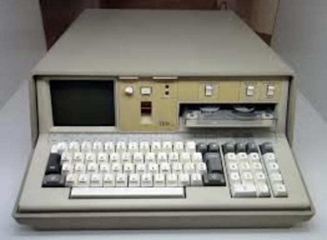 IBM 5100 prtable computer