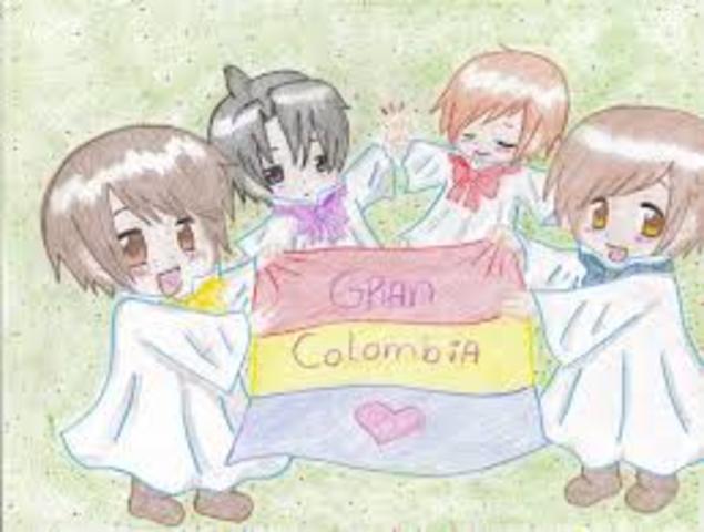 gra colombia