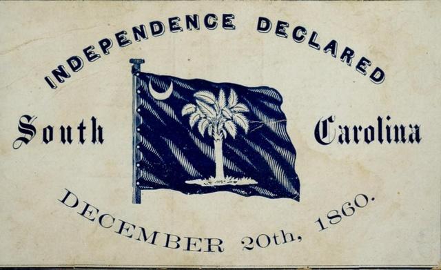 The South Carolina Secession