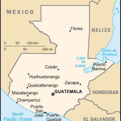 Alice's Guatemala Timeline