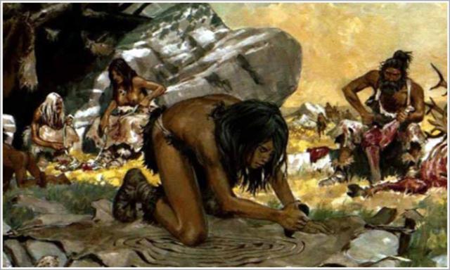 Inicio del Desarrollo del ser humano (prehistoria) 4.000 a.C