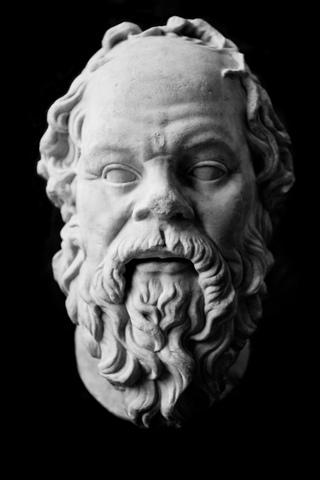 SOCRATES 470 - 399 a.C.