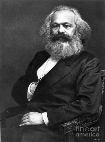 MARXISMO 1818-1883 (Karl Marx)