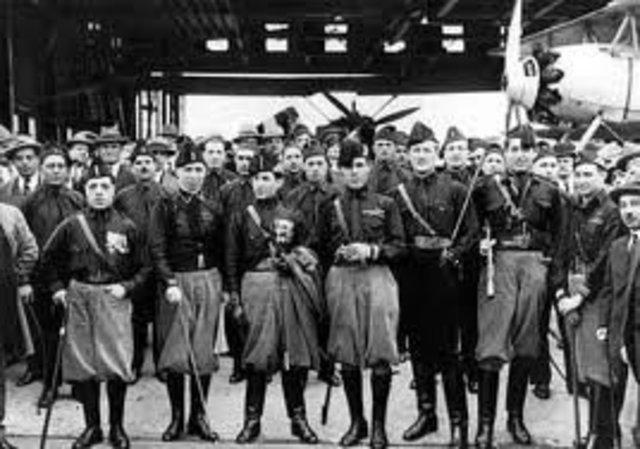 FASCISMO 1918-1939