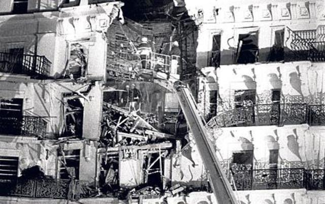Brighton Hotel Bombing