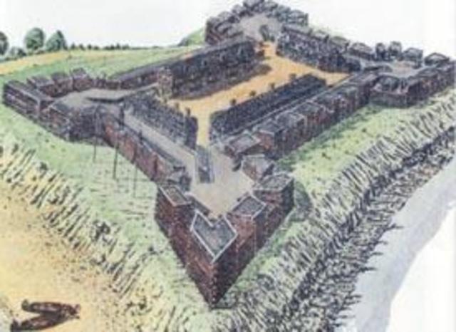 Fort William Henry Fwh_fort