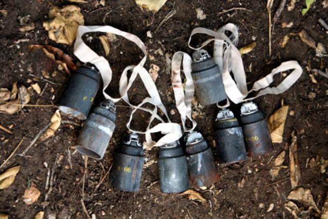 Explosives In Industry