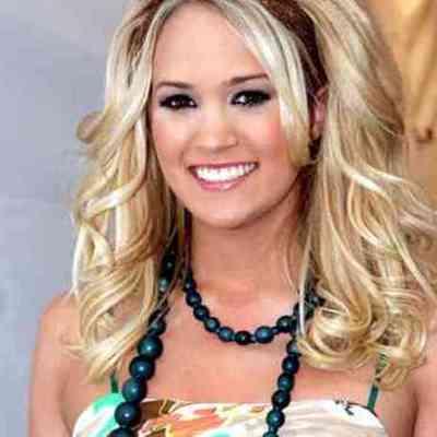 Carrie Underwood timeline