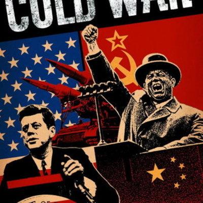 Den Kolde Krig - med fokus på Europa timeline