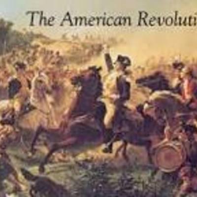Evan's American Revolution timeline