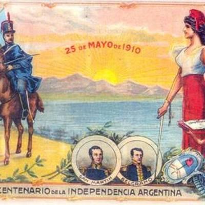 Bicentenario timeline
