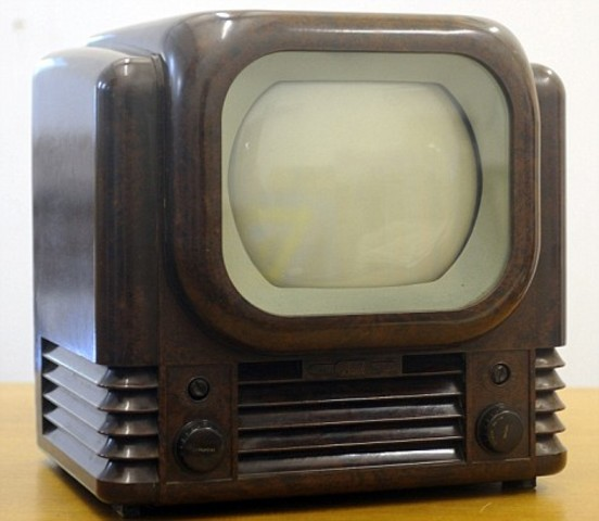 New York audience becomes the first to see a closed circuit television
