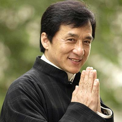 Jackie Chan timeline