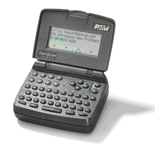Introduction of the Interactive Pager
