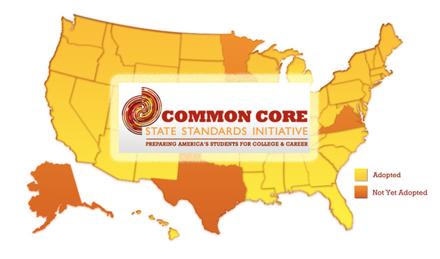 The Common Core Standerds are Published