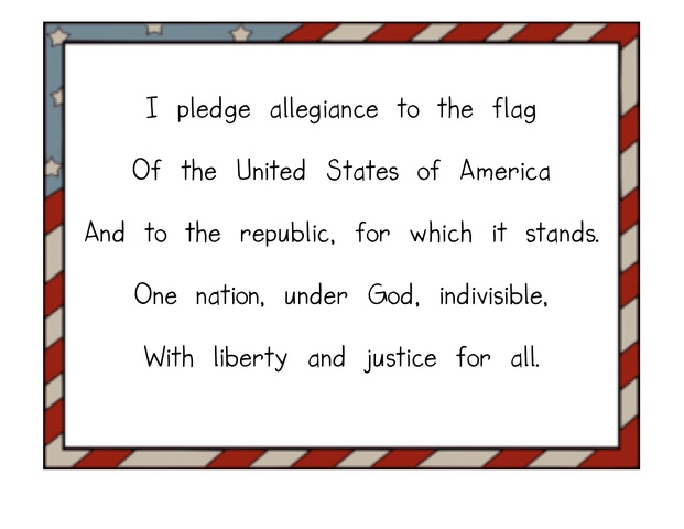 Frances Bellamy Composes the Pledge