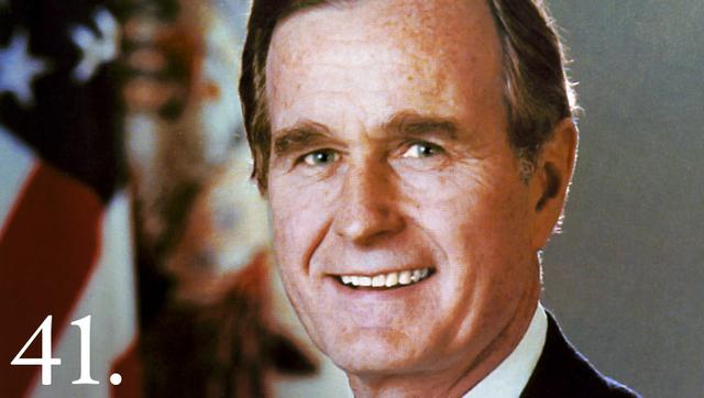 """President George H. Bush announces """"Goals 2000"""""""